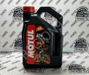 Масло MOTUL моторное ATV POWER 4T 5W40 синтетика 4л
