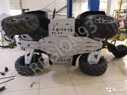 Защита днища RIVAL Polaris Sportsman Touring 850/1000